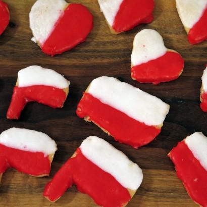 Ciasteczka patriotyczne