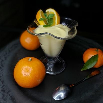 Flan pomarańczowy