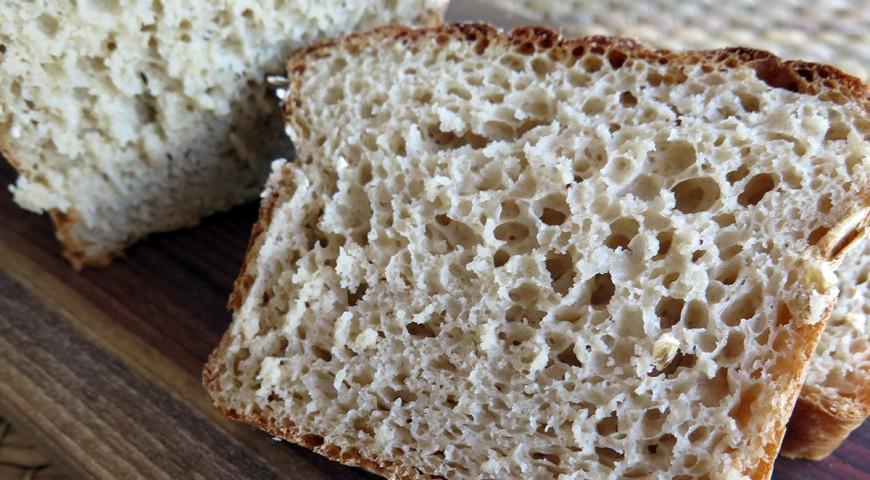 Chleb żytni na drożdzach