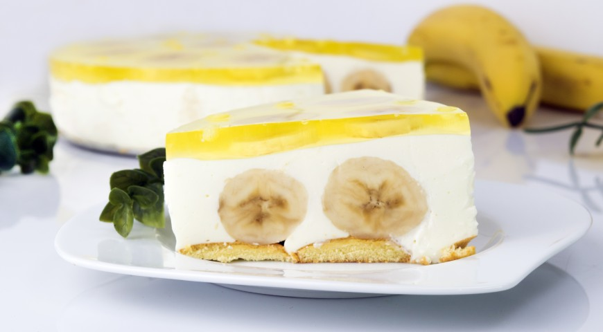 Ciasto bananowo-cytrynowe