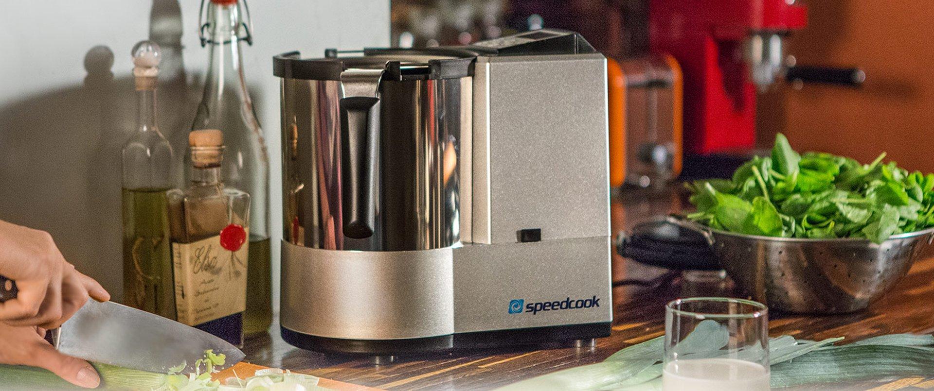 Przetestuj Speedcooka w swoim domu