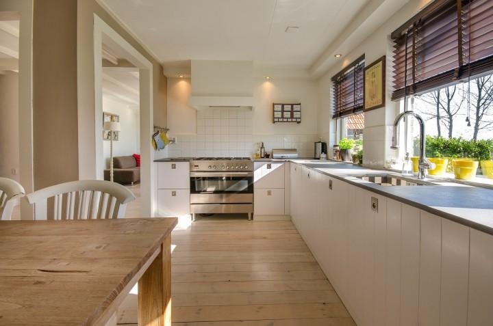W jaki sposób utrzymać porządek w kuchni?