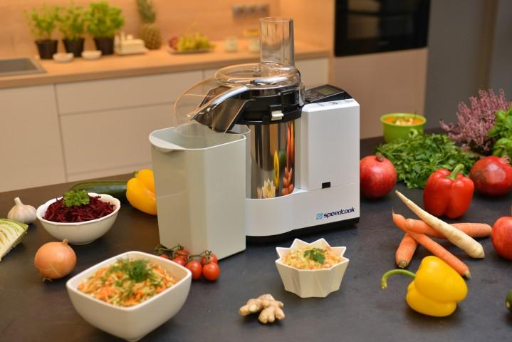 Co można robić robotem kuchennym?